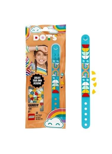 Lego  Dots Rainbow Bracelet 41900 Mavi